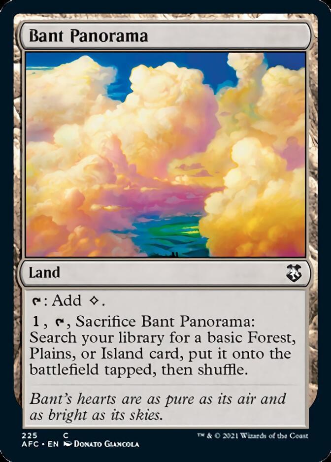 Bant Panorama [AFC]