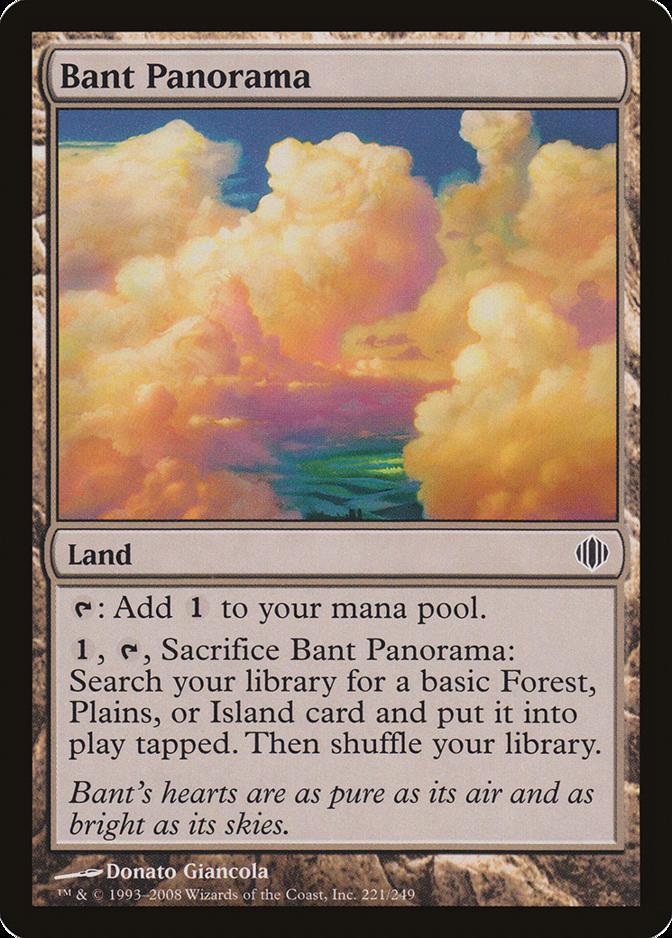 Bant Panorama [ALA]
