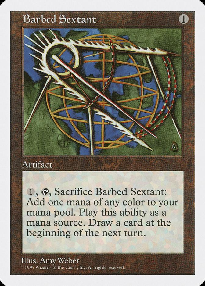 Barbed Sextant [5ED]