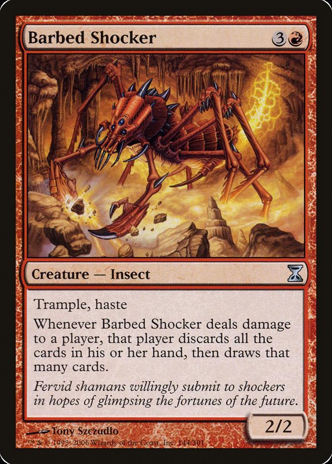 Barbed Shocker [TSP]