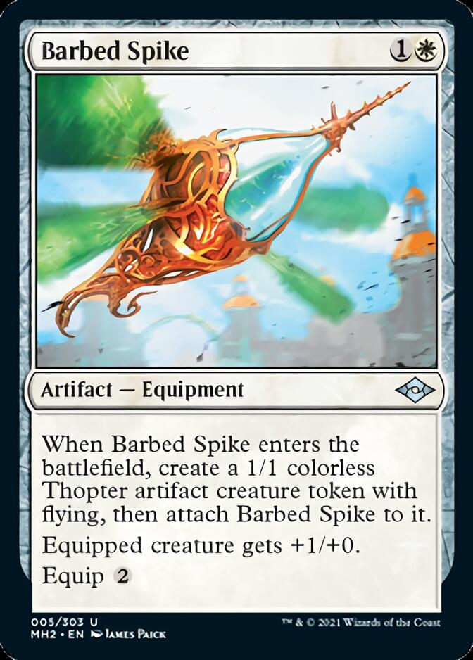 Barbed Spike [MH2]