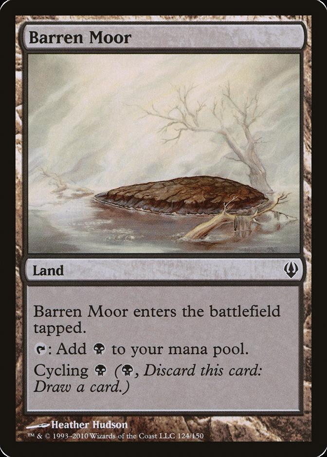 Barren Moor [ARC]