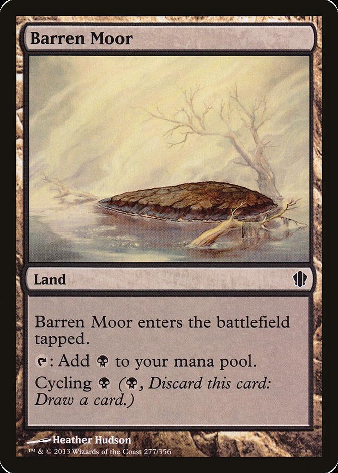 Barren Moor [C13]