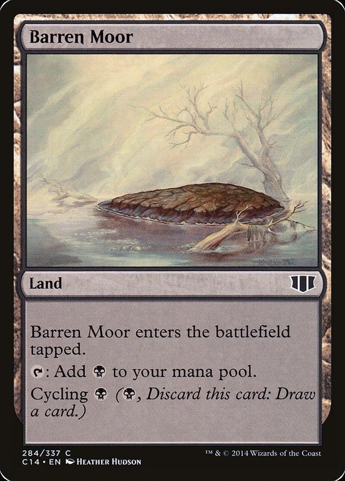 Barren Moor [C14]