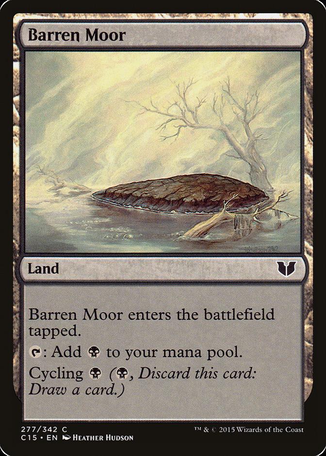 Barren Moor [C15]