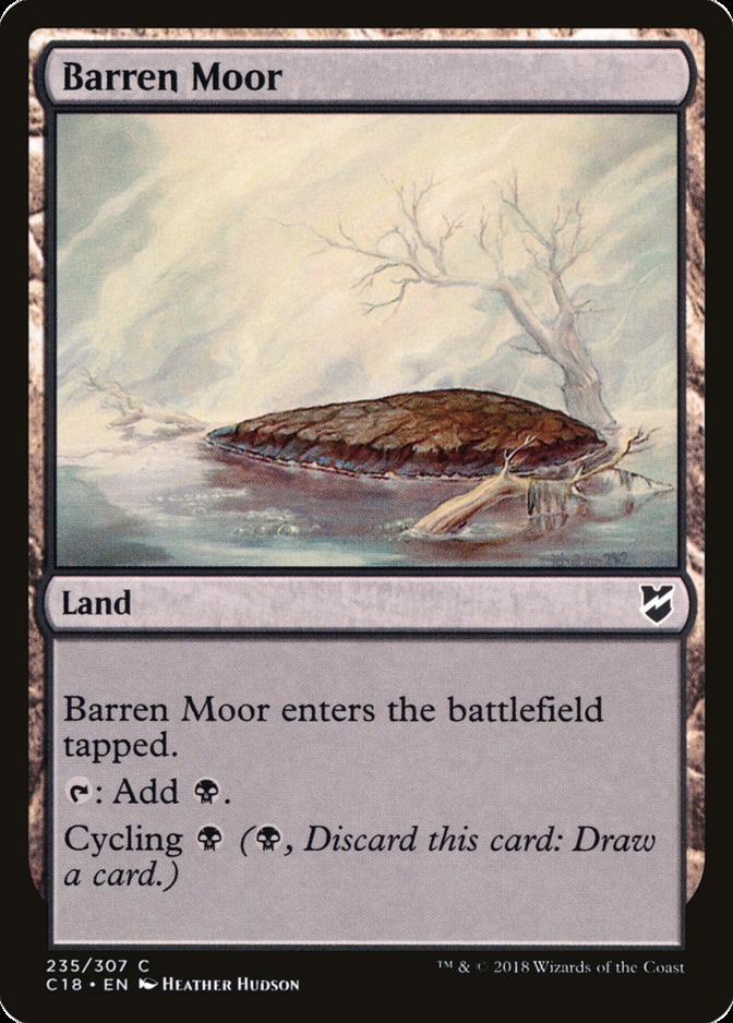 Barren Moor [C18]