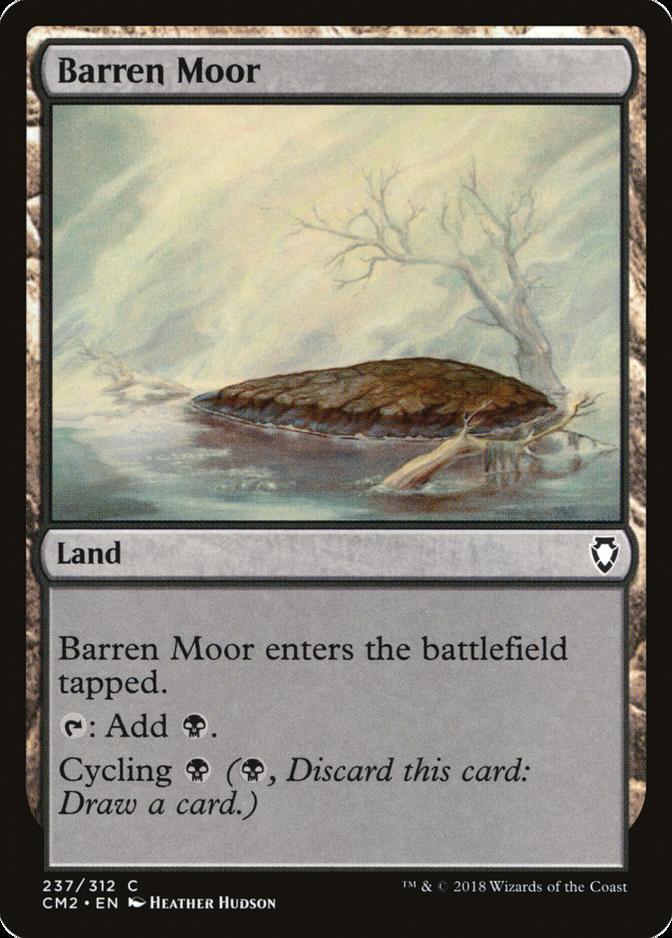 Barren Moor [CM2]