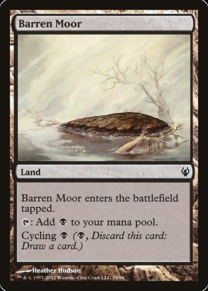Barren Moor [DDJ]