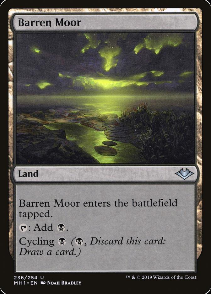 Barren Moor [MH1]