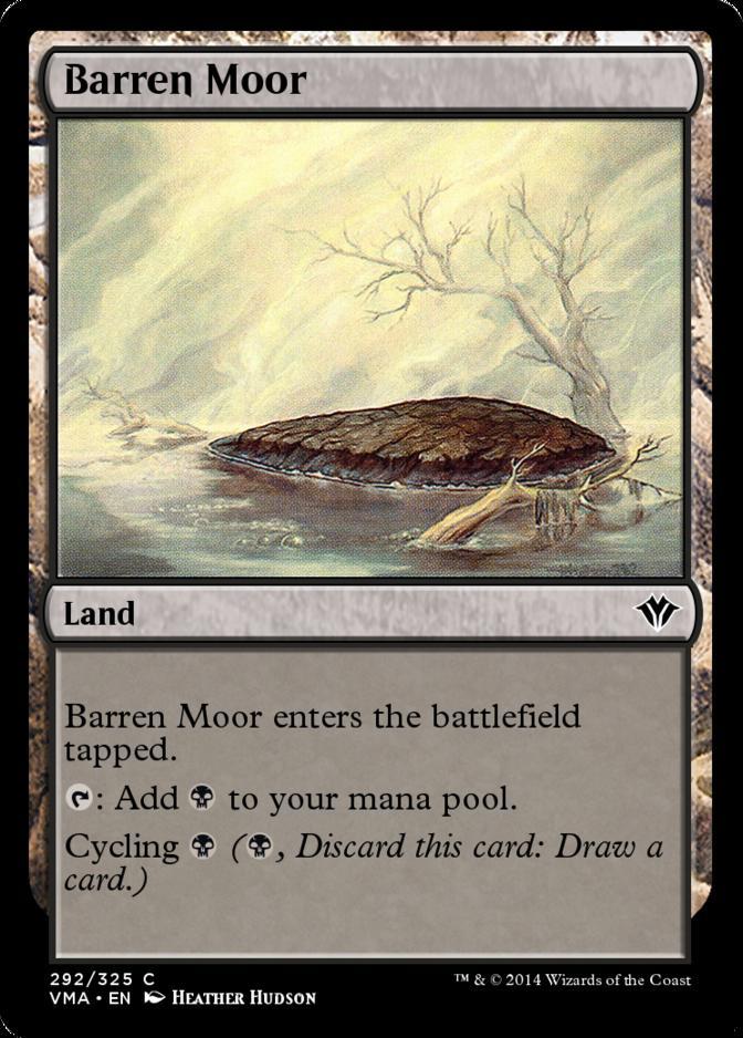 Barren Moor [VMA] (F)