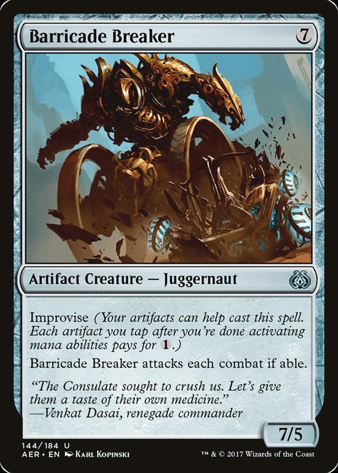 Barricade Breaker [AER]