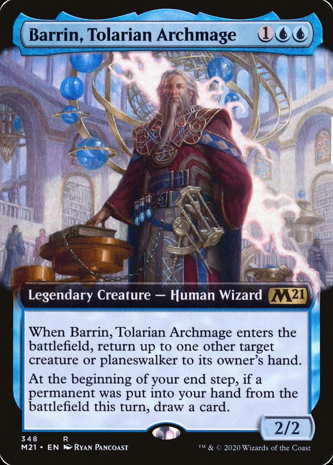 Barrin, Tolarian Archmage [PM21]