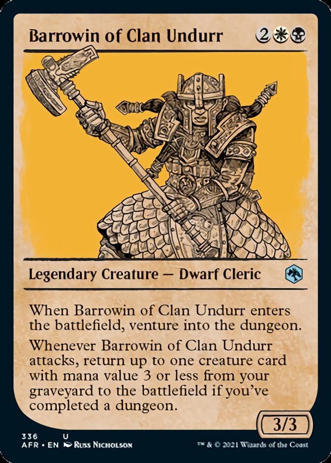Barrowin of Clan Undurr <showcase> [AFR]