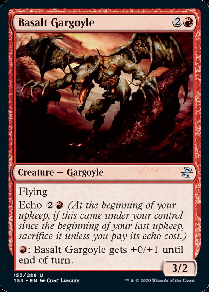 Basalt Gargoyle [TSR]