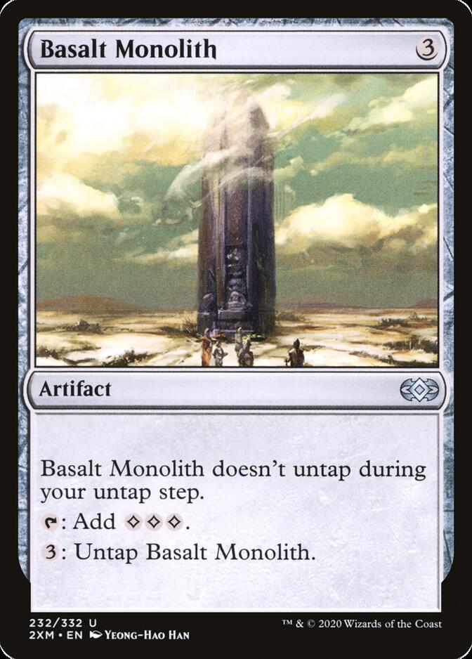 Basalt Monolith [2XM]