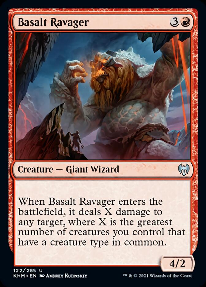 Basalt Ravager [KHM]