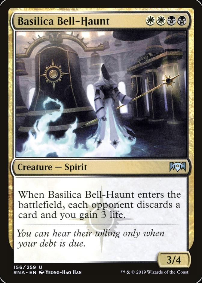 Basilica Bell-Haunt [RNA]