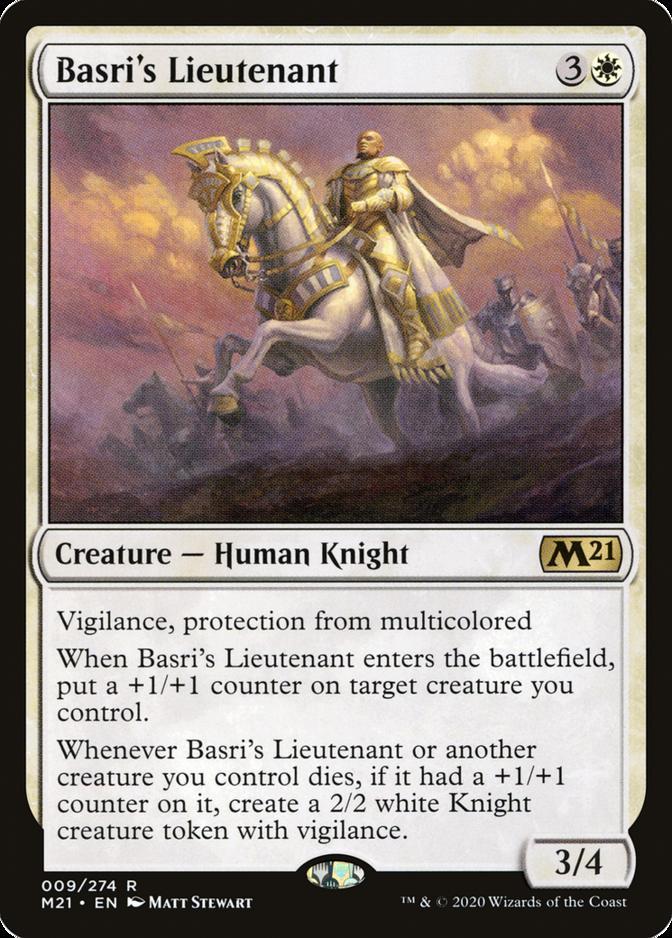 Basri's Lieutenant [M21]