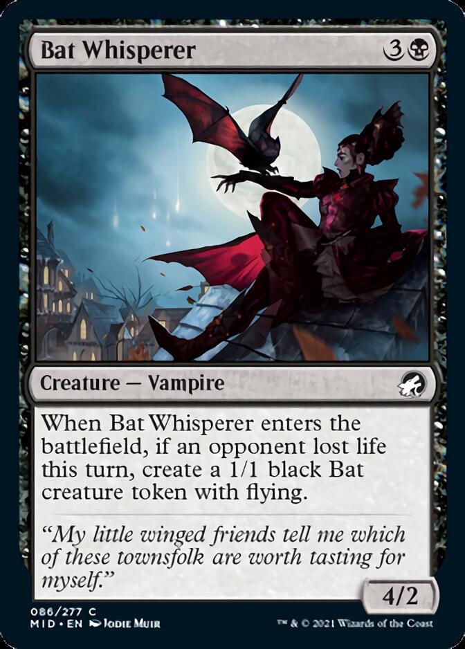 Bat Whisperer [MID]