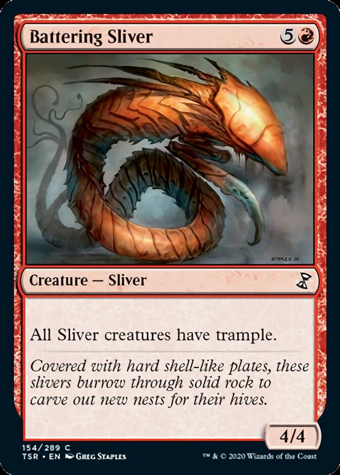 Battering Sliver [TSR]