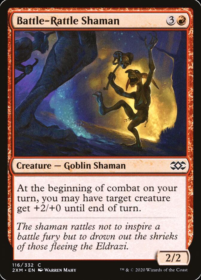 Battle-Rattle Shaman [2XM]