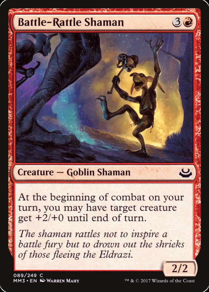 Battle-Rattle Shaman [MM3]
