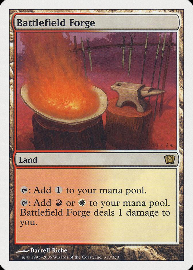 Battlefield Forge [9ED]