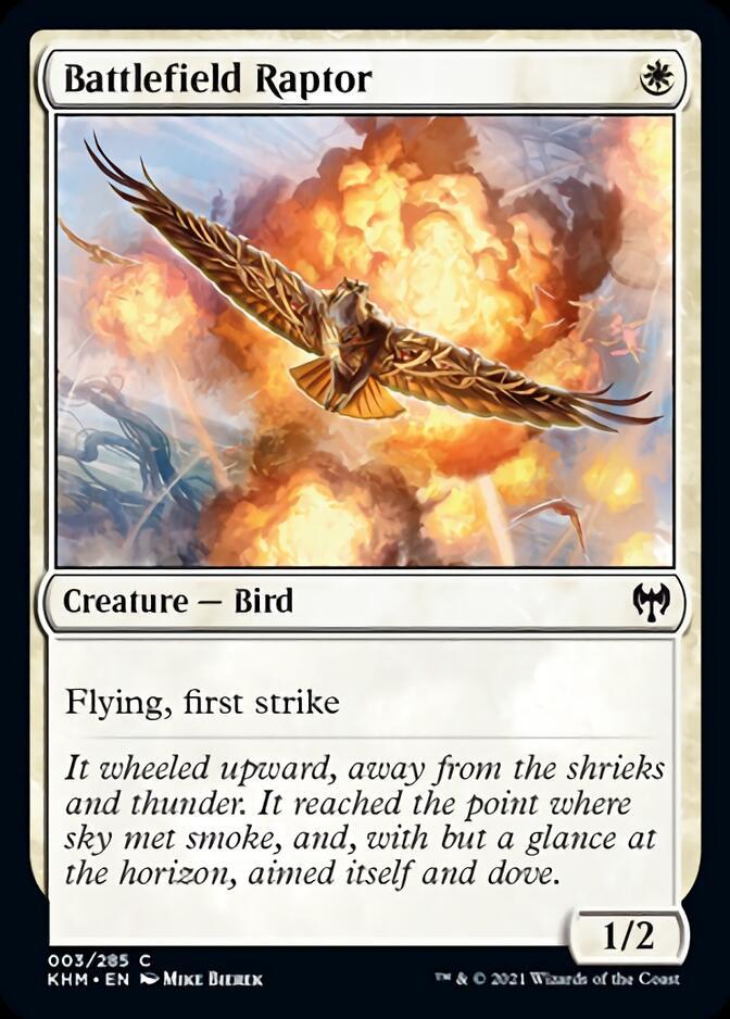 Battlefield Raptor [KHM]