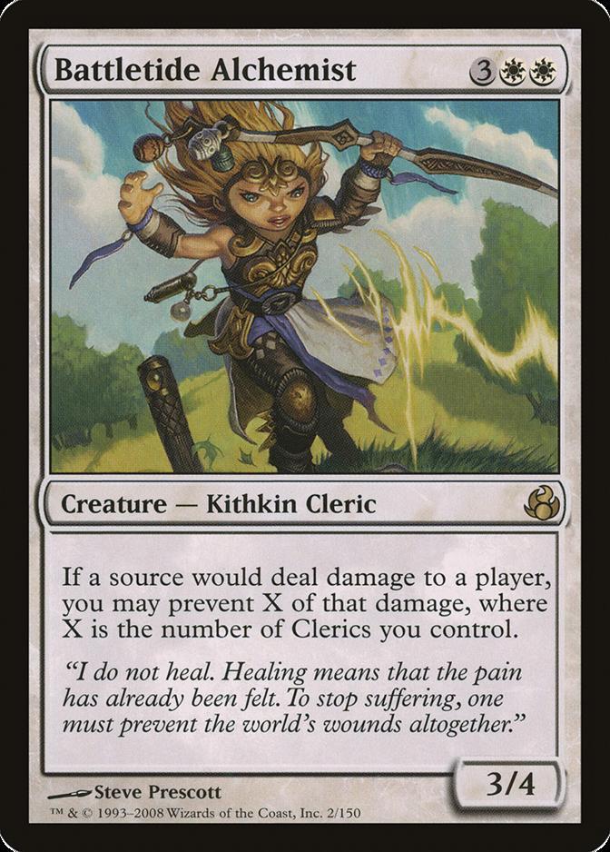 Battletide Alchemist [MOR]