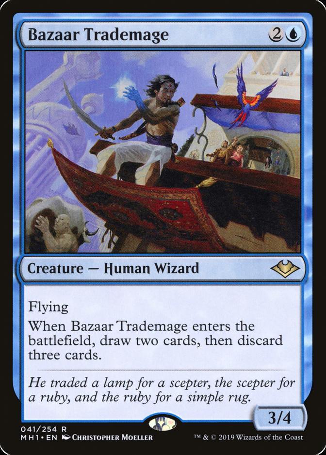 Bazaar Trademage [MH1]