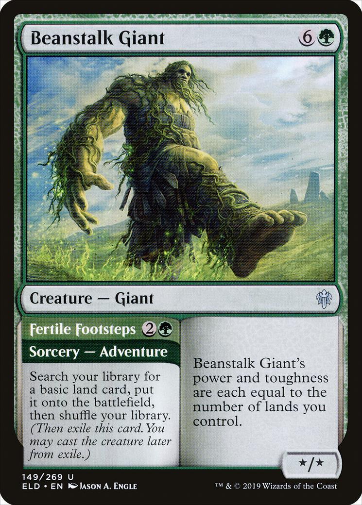 Beanstalk Giant [ELD]