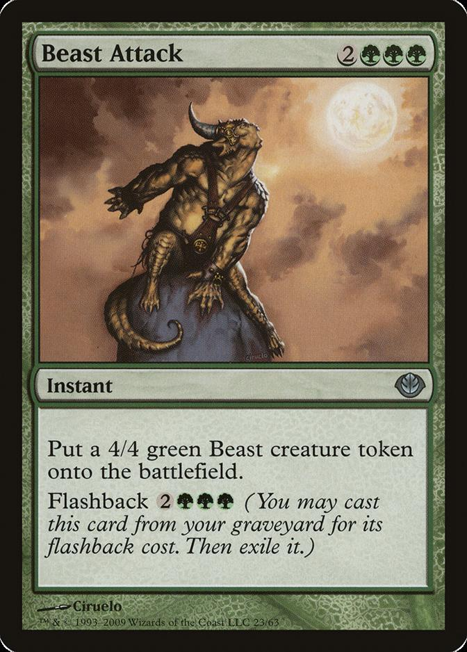 Beast Attack [DDD]