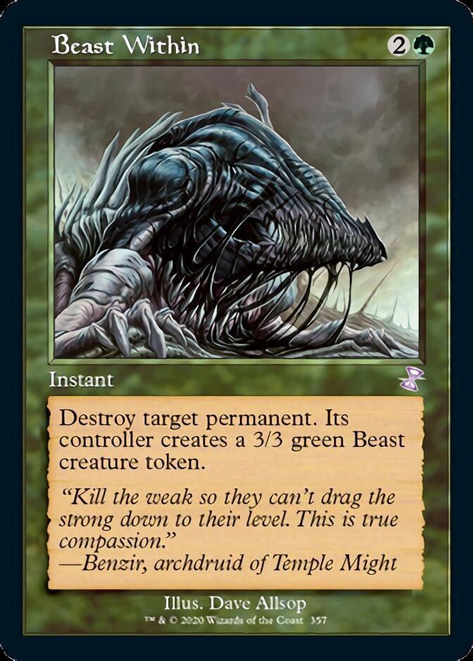 Beast Within <timeshifted> [TSR]