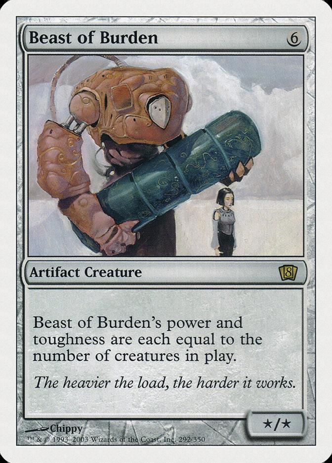 Beast of Burden [8ED]