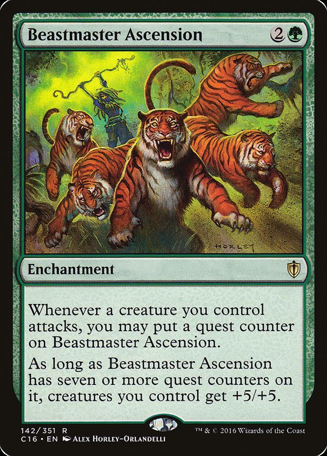 Beastmaster Ascension [C16]
