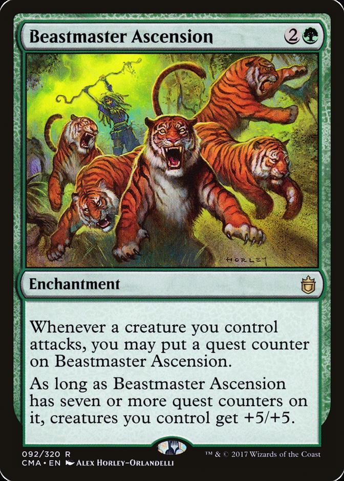 Beastmaster Ascension [CMA]