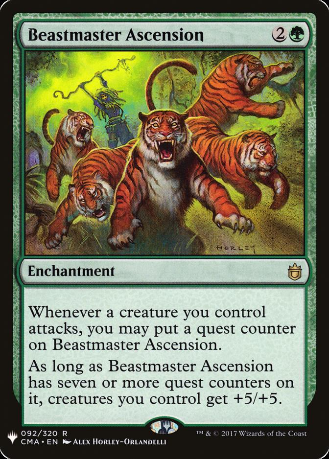 Beastmaster Ascension [MB1]