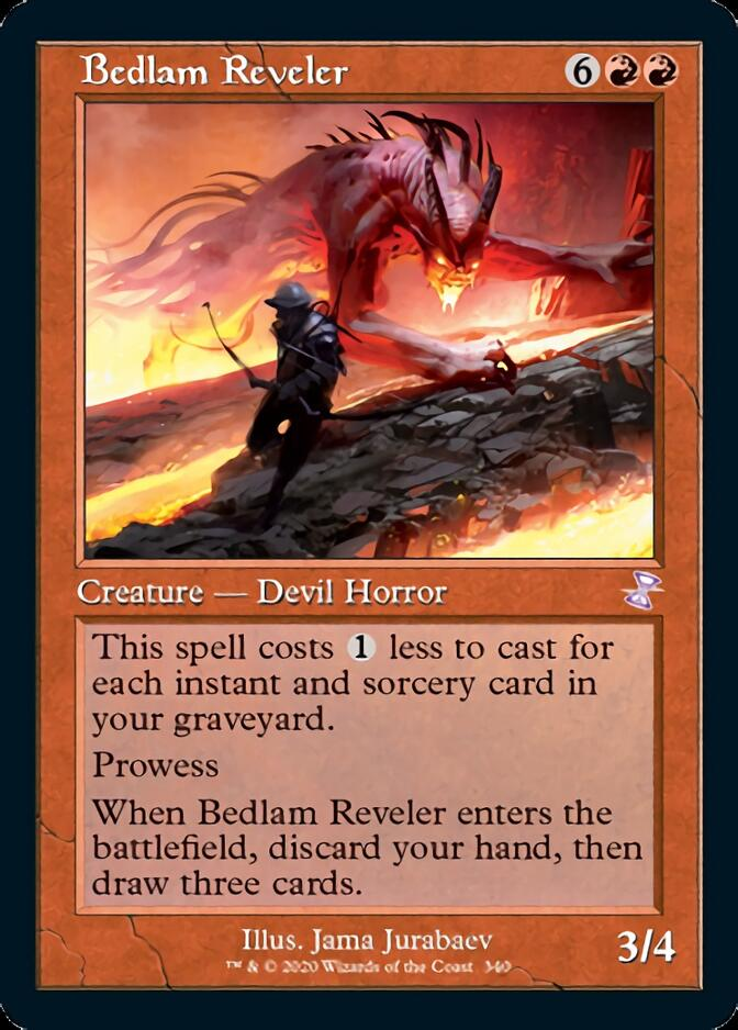 Bedlam Reveler <timeshifted> [TSR]