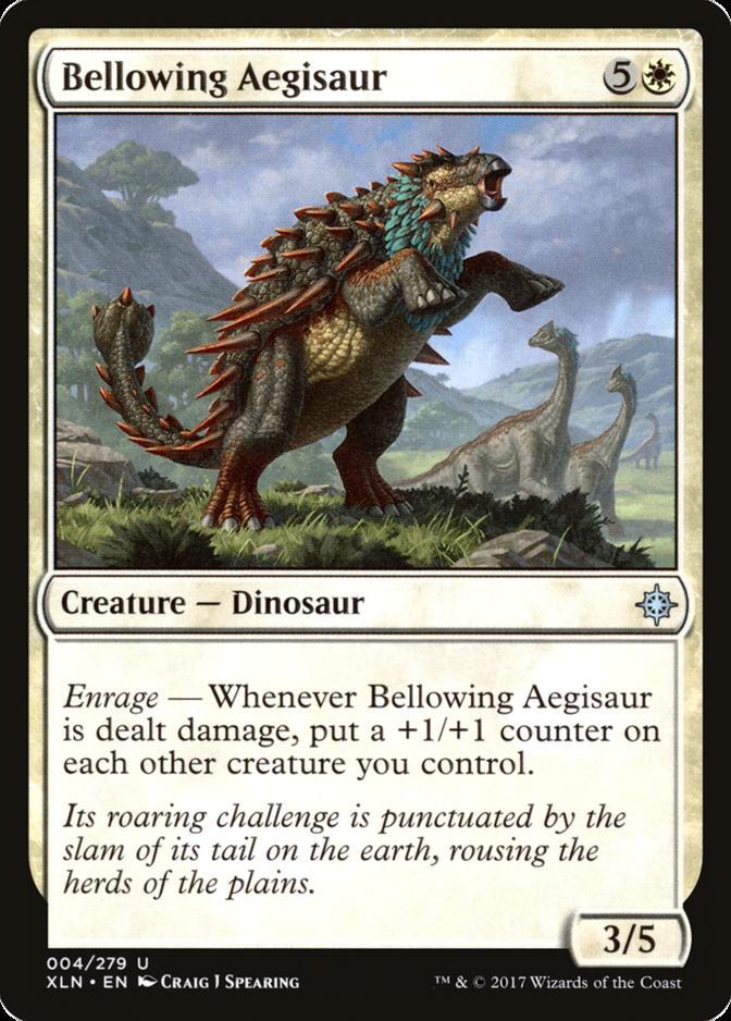 Bellowing Aegisaur [XLN]