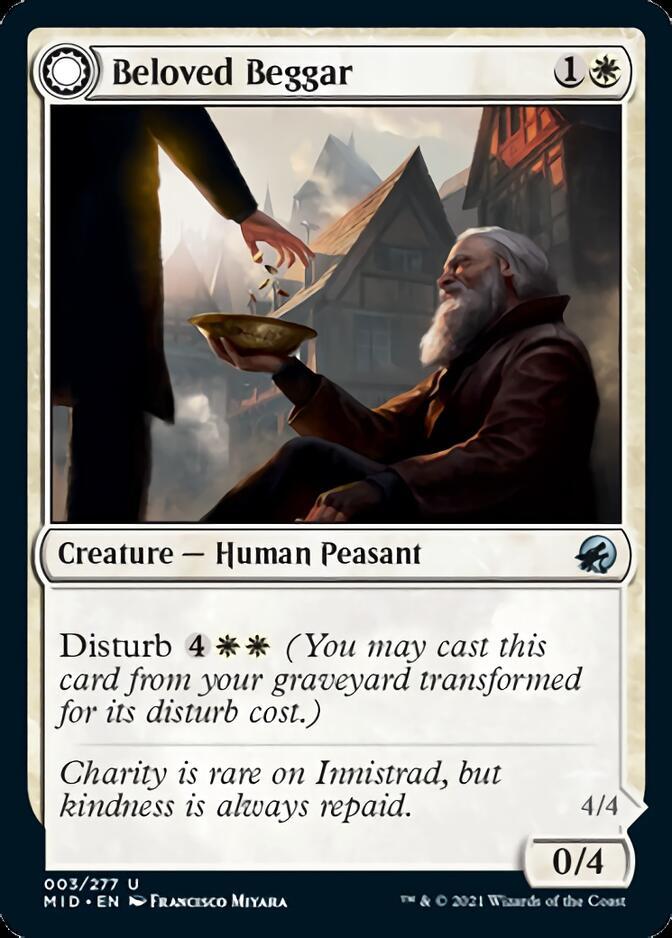 Beloved Beggar [MID]