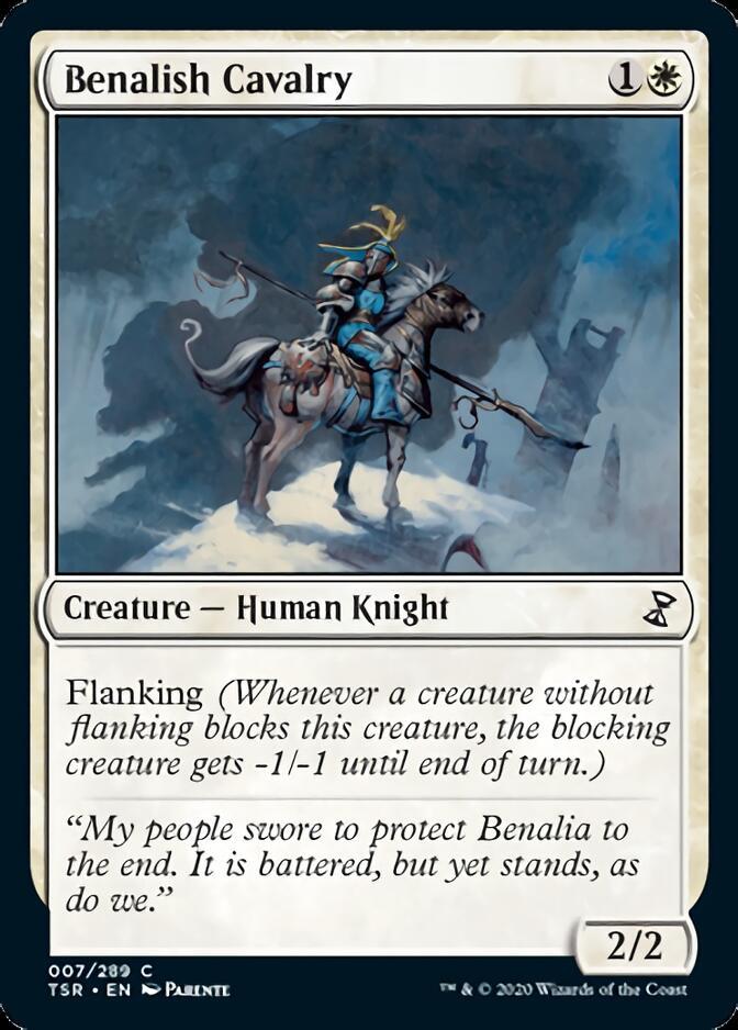 Benalish Cavalry [TSR]