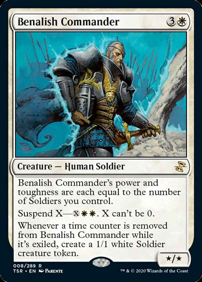 Benalish Commander [TSR]