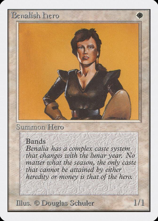 Benalish Hero [2ED]