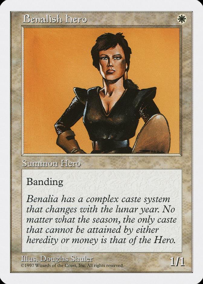 Benalish Hero [5ED]