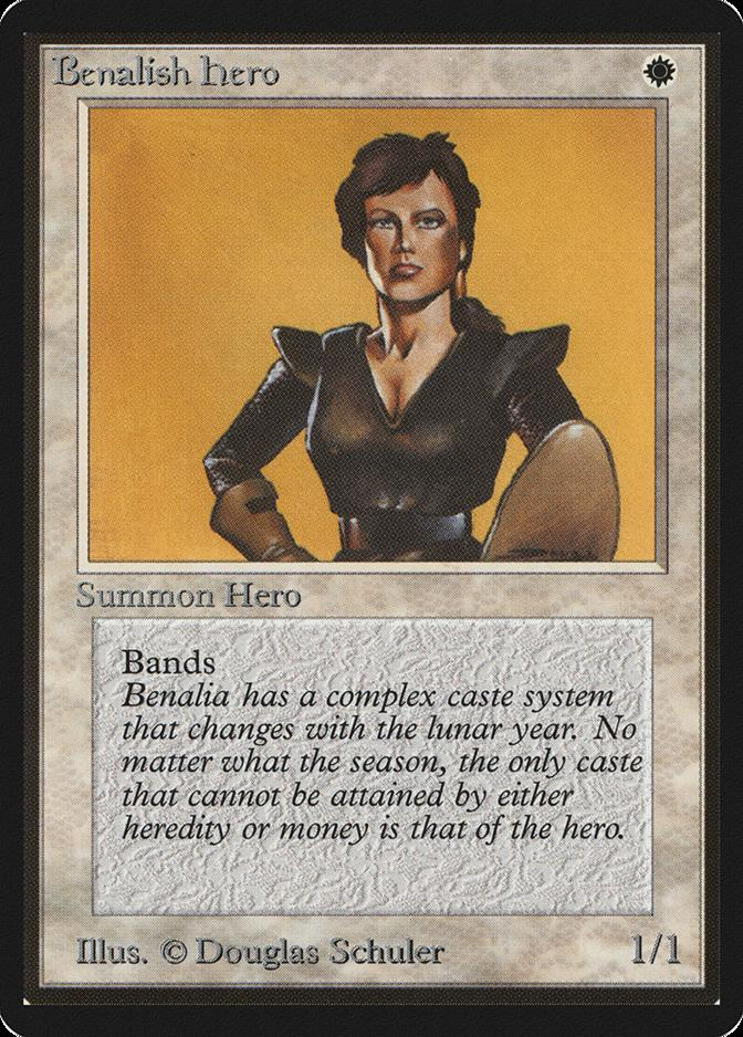 Benalish Hero [LEB]