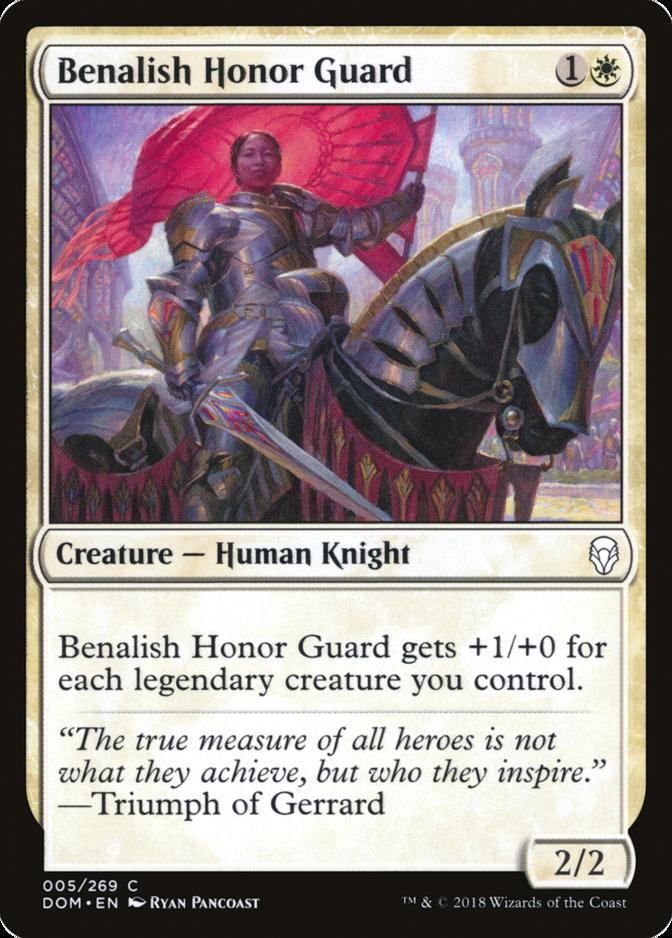Benalish Honor Guard [DOM]