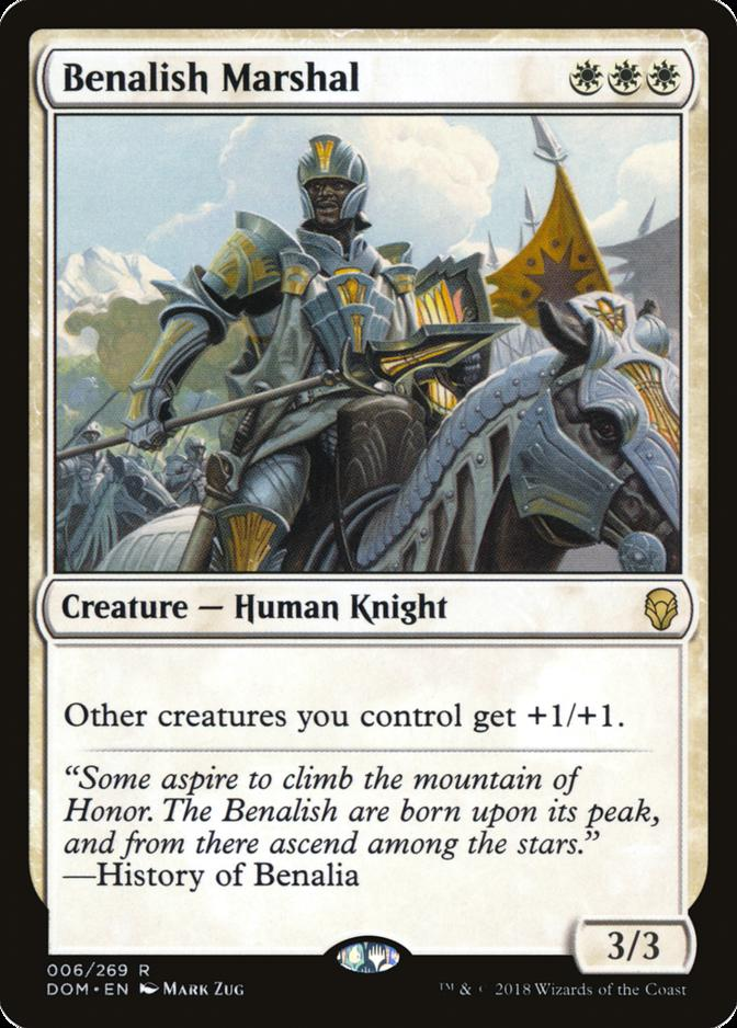 Benalish Marshal [DOM]