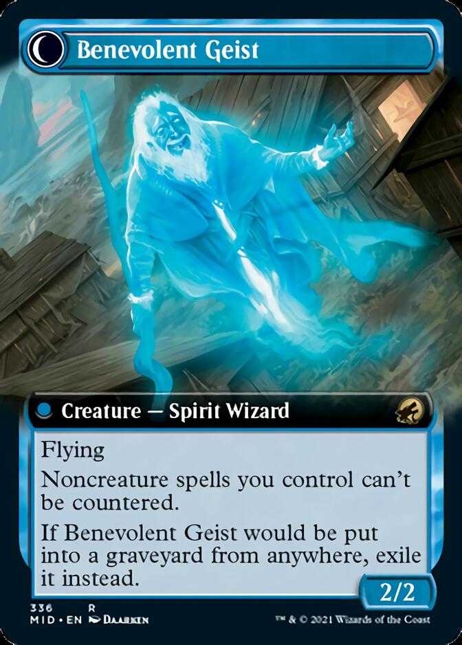 Benevolent Geist <extended> [MID]