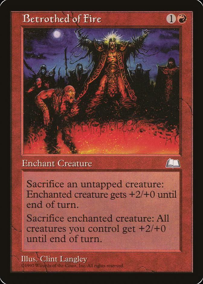 Betrothed of Fire [WL]