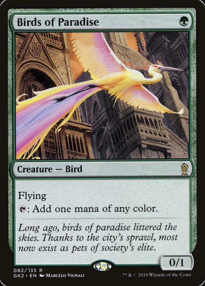 Birds of Paradise [GK2]